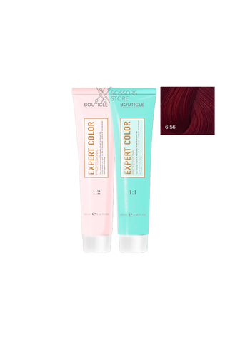 Expert Color Hair Color Cream 6/56 бордо 100 мл