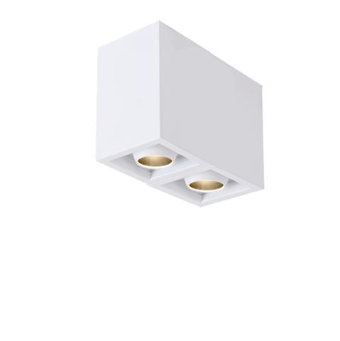 Накладной светильник 16 - 2 by DesignLed ( белый )