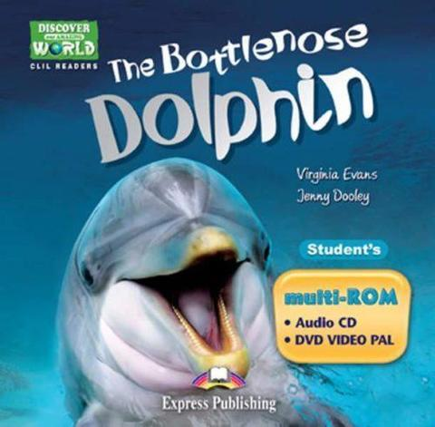 The Bottlenose Dolphin. Student's multi-ROM (Audio CD / DVD Video PAL). Аудио CD/ DVD видео