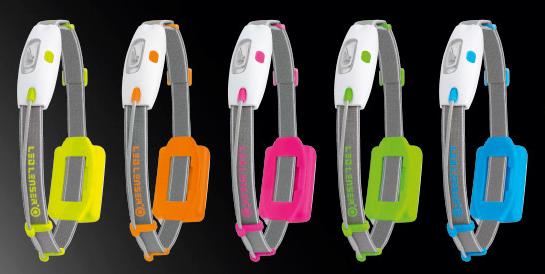 Фонарь светодиодный налобный LED LENSER NEO (Зеленый)