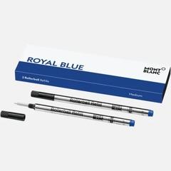 Стержни для роллера (М), цвет Royal Blue
