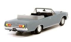 ZIL-117V gray 1:43 DeAgostini Auto Legends USSR #129
