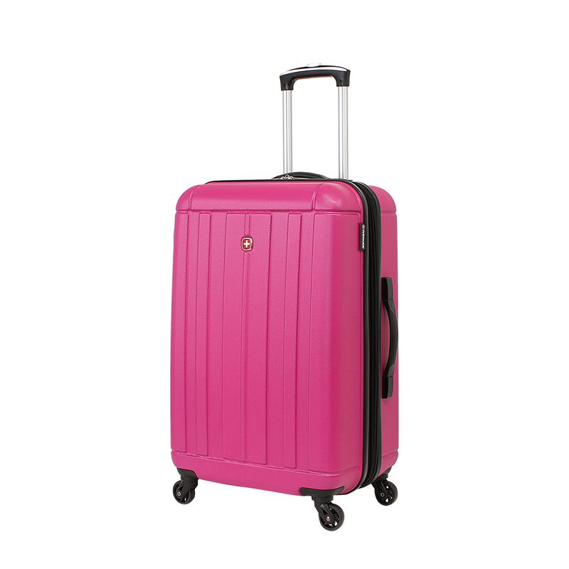 Чемодан WENGER USTER, цвет розовый, 41x26x58 см, 62 л  (WGR6297808167)