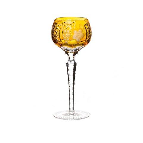 Бокал для вина 220 мл артикул 1/amber/64581. Серия Grape