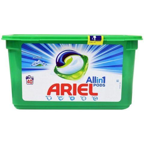 Капсулы для стирки Ariel 3in1 PODS (35 шт.)