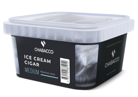 Chabacco Ice Cream Cigar (Мороженое-Сигара) 200г
