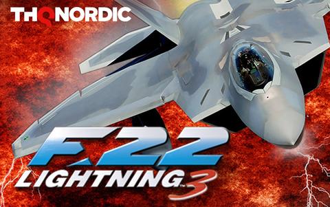 F-22 Lightning 3 (для ПК, цифровой ключ)