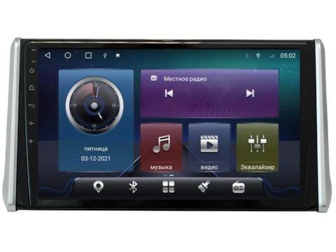 Головное устройство для Toyota RAV4 (2019+) Android 10 4/64GB IPS DSP модель CB-2265TS10