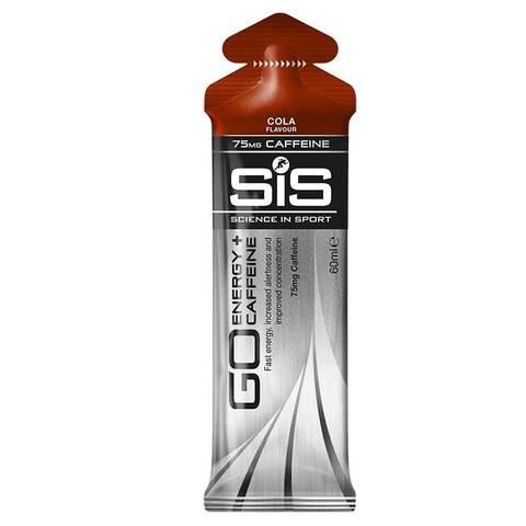SIS Go Гель изотонический 60ml + кофеин 75 мг Кола