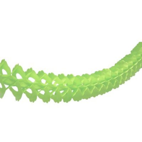 Гирлянда бум Декор светло-зеленая 3,6м/G