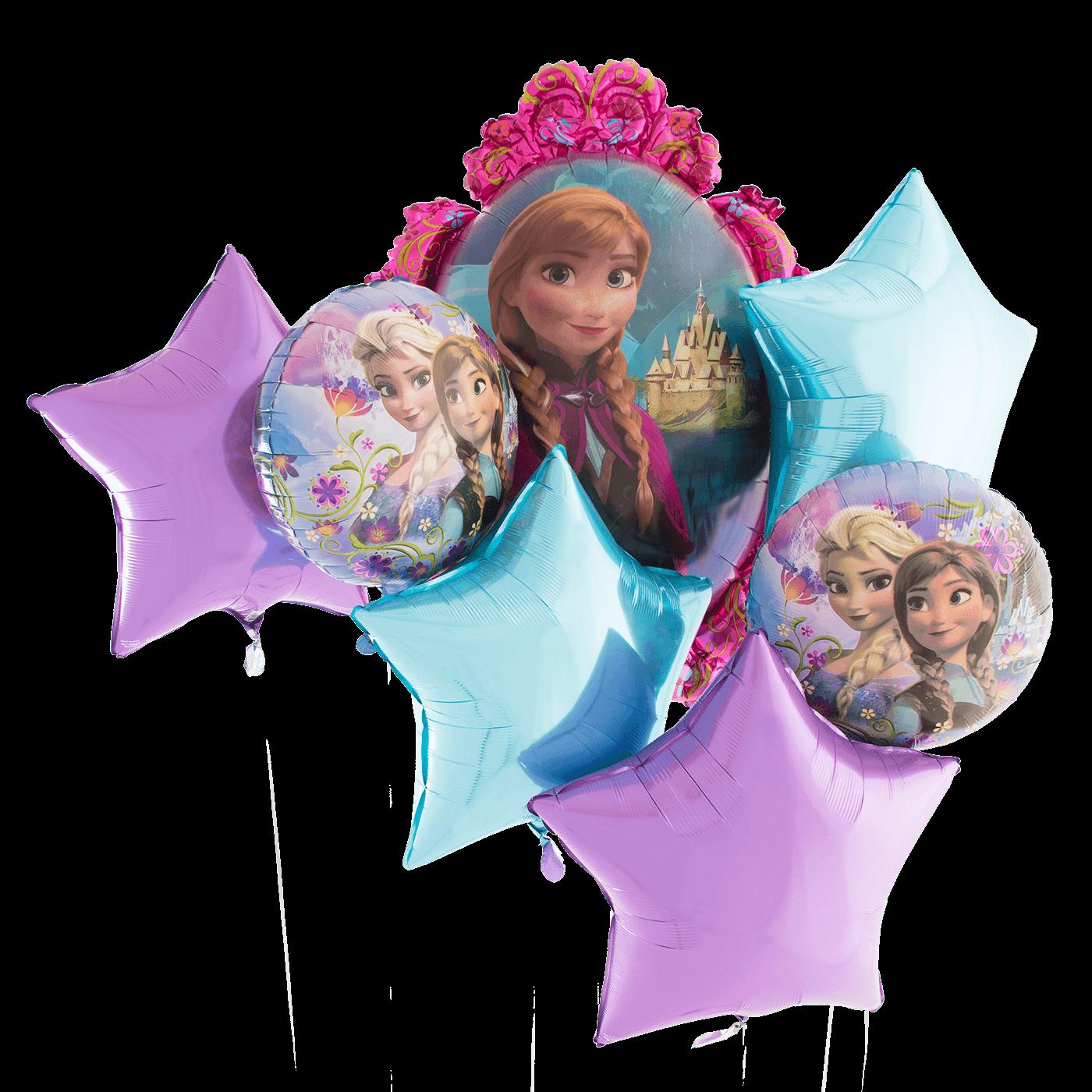 Букет шаров