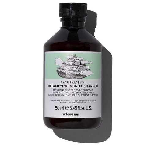 Detoxifying  scrub Shampoo - Детоксирующий шампунь-скраб