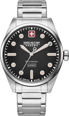 Часы мужские Swiss Military Hanowa 06-5345.7.04.007 Mountaineer