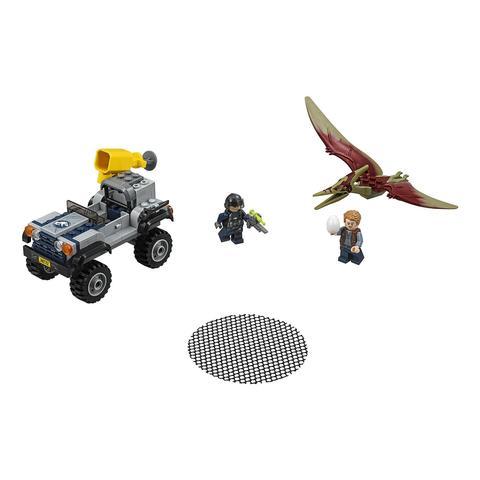 LEGO Jurassic World: Погоня за птеранодоном 75926 — Pteranodon Chase — Лего Мир юрского периода