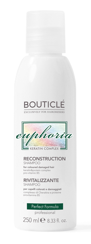 Восстанавливающий шампунь - Bouticle Reconstruction Shampoo - 250 мл
