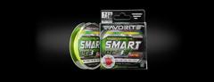 Шнур Favorite Smart PE 3X 150m (fluo yellow) #0.25/0.085mm 2.2kg