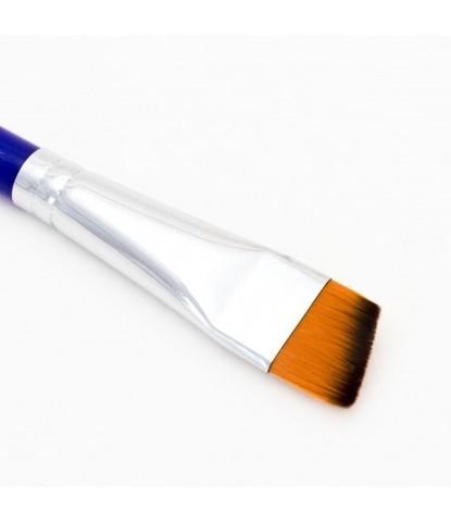 Кисть Art Factory угловая 3/4 с акриловой ручкой