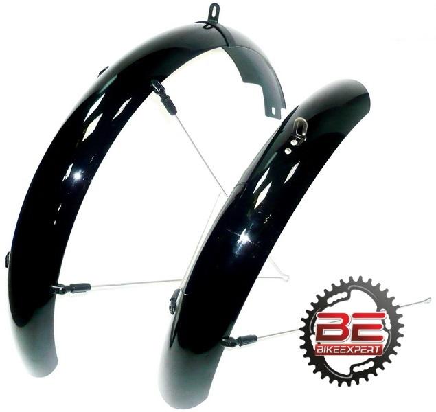 Крылья велосипедные полноразмерные Flinger SW-825F/R