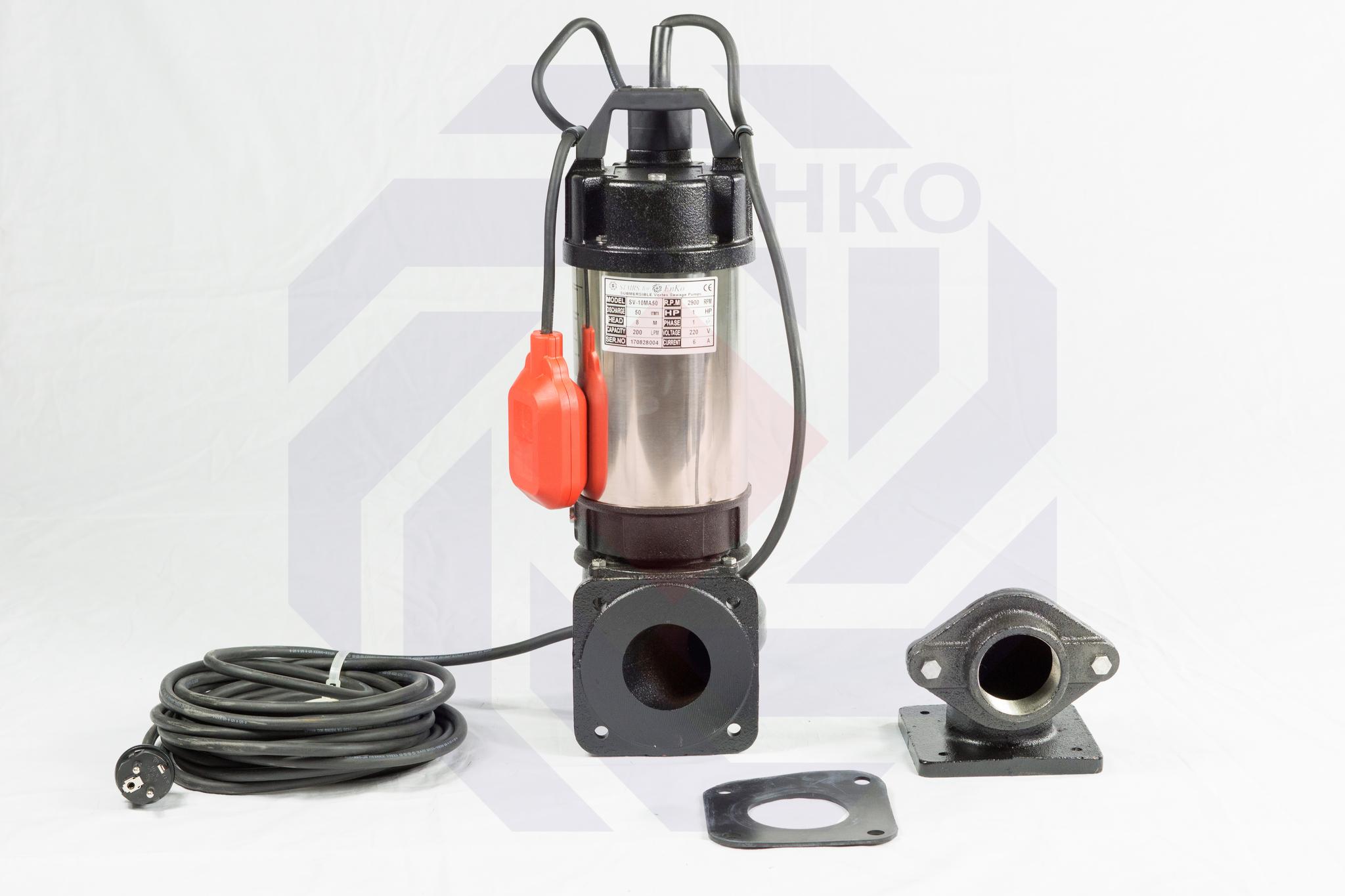 Насос канализационный STAIRS SC-10-50