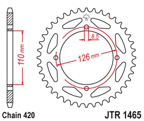 JTR1465