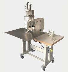 Фото: Компьютерная машина для пришивания (пикования) по контуру подушек, матрасов с отделяемой головкой Sakura-Stitch S-885D