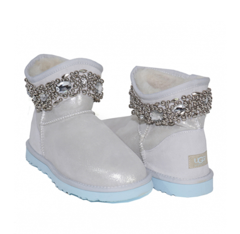 Угги для девочек UGG Kids Jimmy Choo Crystal I Do