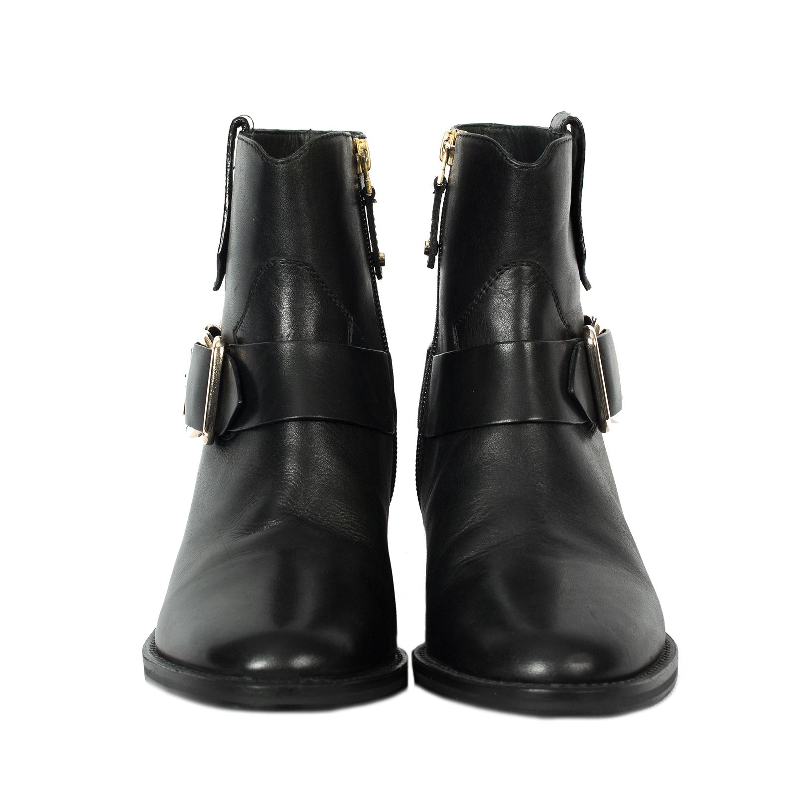 Ботинки, Ballerina, DANA (черный)