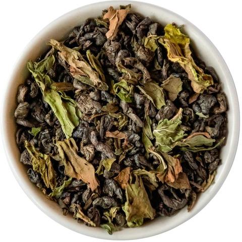 Чай зеленый с мятой 100 гр. купить в Москве