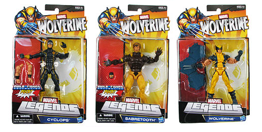 Wolverine Legends Previews Exclusive