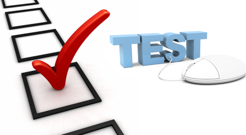 Организация  онлайн тестирований