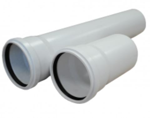 Труба канализационная ф110х1500 ПП УЮТ - Контур