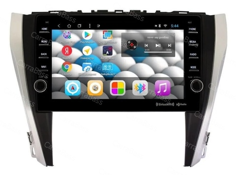 Магнитола для Toyota Camry V55 (15-17) Android 10 4/64GB IPS DSP 4G модель CB1012T9