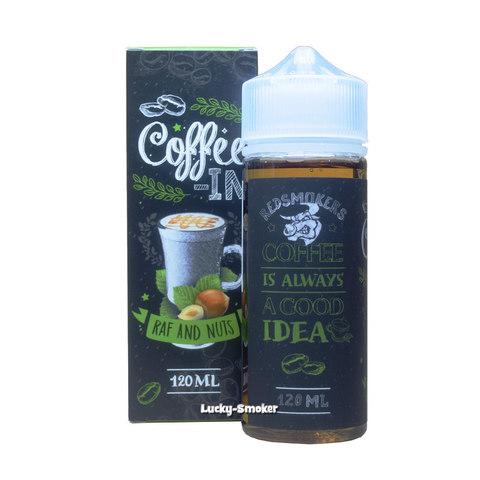 Жидкость Coffee-in 120 мл Raf and Nuts