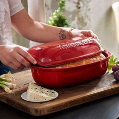 Форма Artisan для выпечки хлеба Emile Henry (гранат)