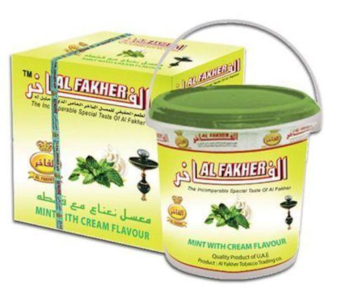 Al Fakher - Мята с кремом, килограмм