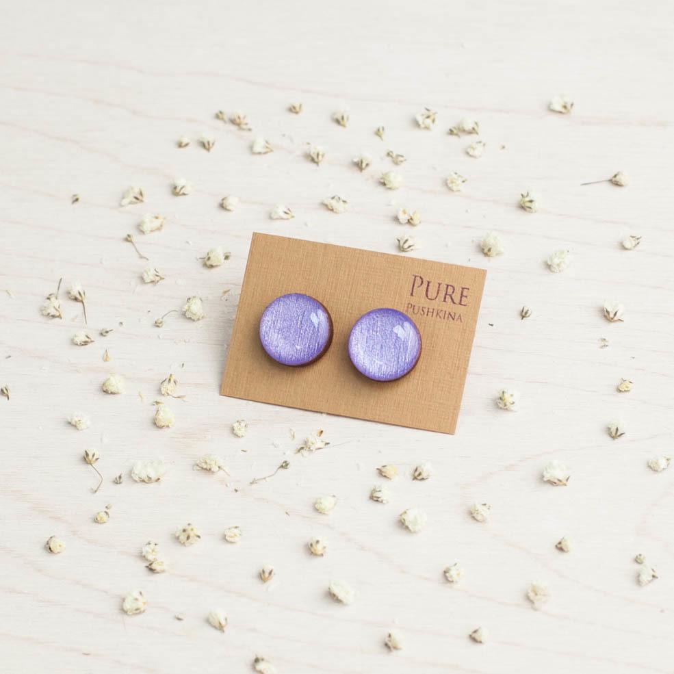 Фиолет металлик