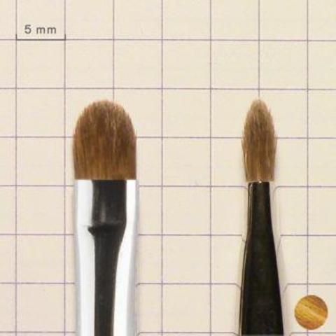Кисть для внешнего уголка глаз в макияже №7 (арт. 101930007)