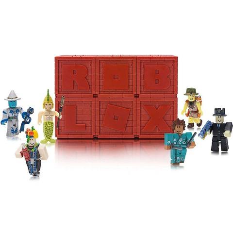 Роблокс Тайный набор из 6 штук, серия 4 Кирпичные