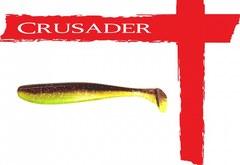 Виброхвост Crusader No.06 80мм, цв.213, 10шт.