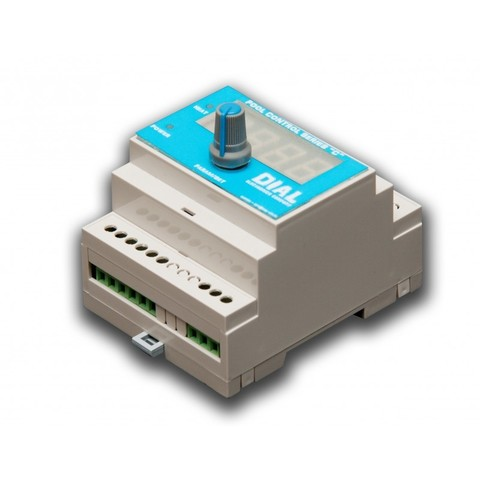 Панель управления фильтрацией и нагревом Pool Control Series