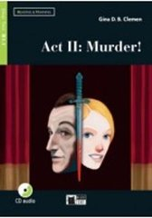 Act II: Murder! Bk +D +App (Engl)