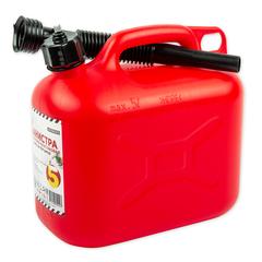 Канистра 5л для топлива пластиковая ARNEZI A1006005