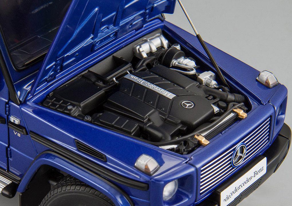 Коллекционная модель Mercedes-Benz Gelandewagen W463 G500  SWB 1998