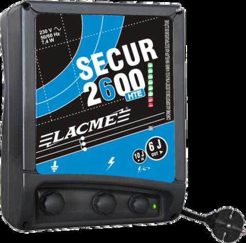 Генератор электропастуха Лакме Secur 2600 HTE, фото. Цена, описание на сайте