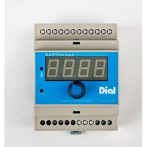 Блок управления фильтрацией и нагревом БАРРАКУДА-1 Dial