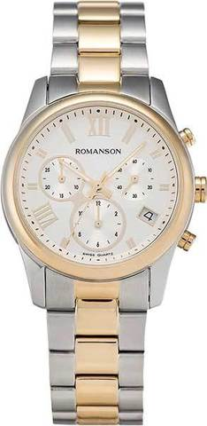 Наручные часы Romanson RM6A01HLC(WH)