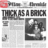 Jethro Tull / Thick As A Brick (LP)