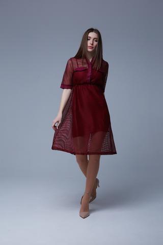 Платье-двойка из вискозы купить