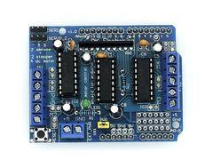 Motor Drive Shield L293D
