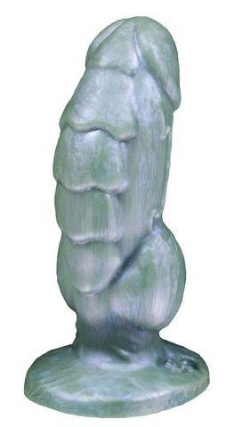 Голубой фаллоимитатор